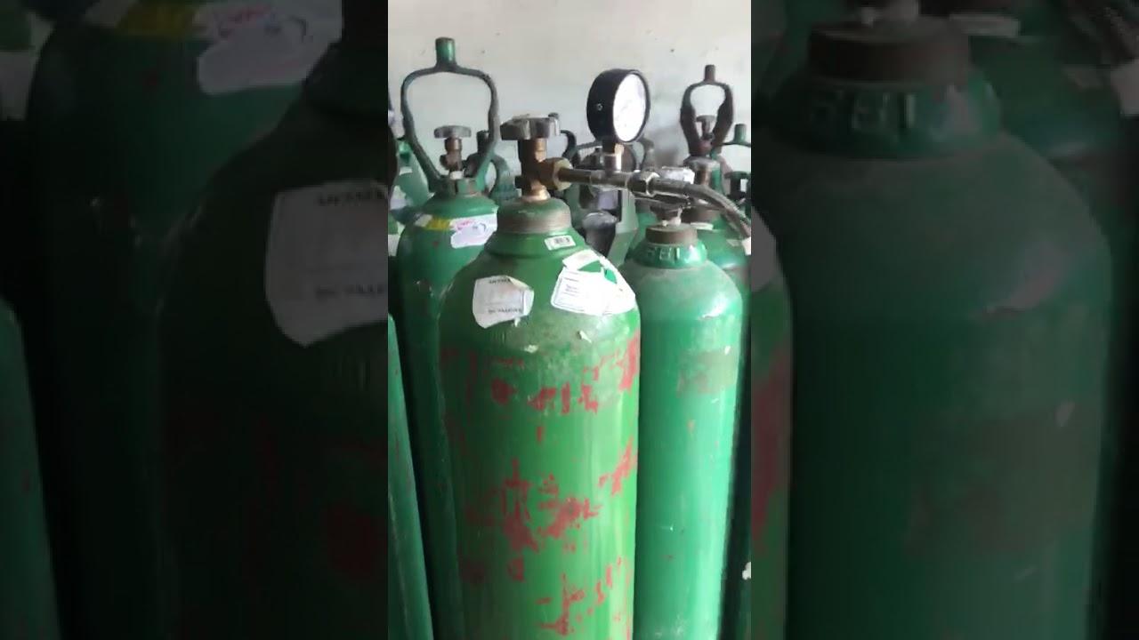 Oficina de motos vendia oxigênio para hospitais no Vale do Curu