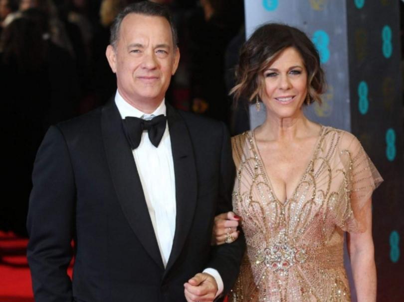 Tom Hanks e sua esposa contraem coronavírus