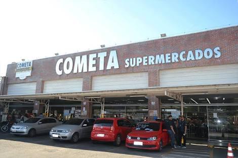 Oferta de emprego: Cometa Supermercados contrata pessoal com ou sem experiências