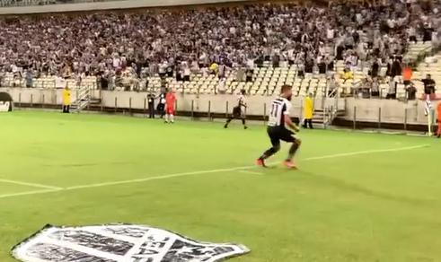 Ceará vence o Vitória pela terceira fase da Copa do Brasil 2020