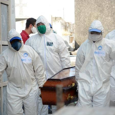 Mais de 90 pessoas morreram nas últimas 24 horas no Ceará vítimas do novo coronavírus