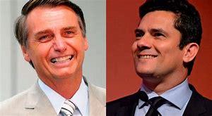 Bolsonaro e Moro vão a estádio e ministro é ovacionado por torcedores, veja o vídeo
