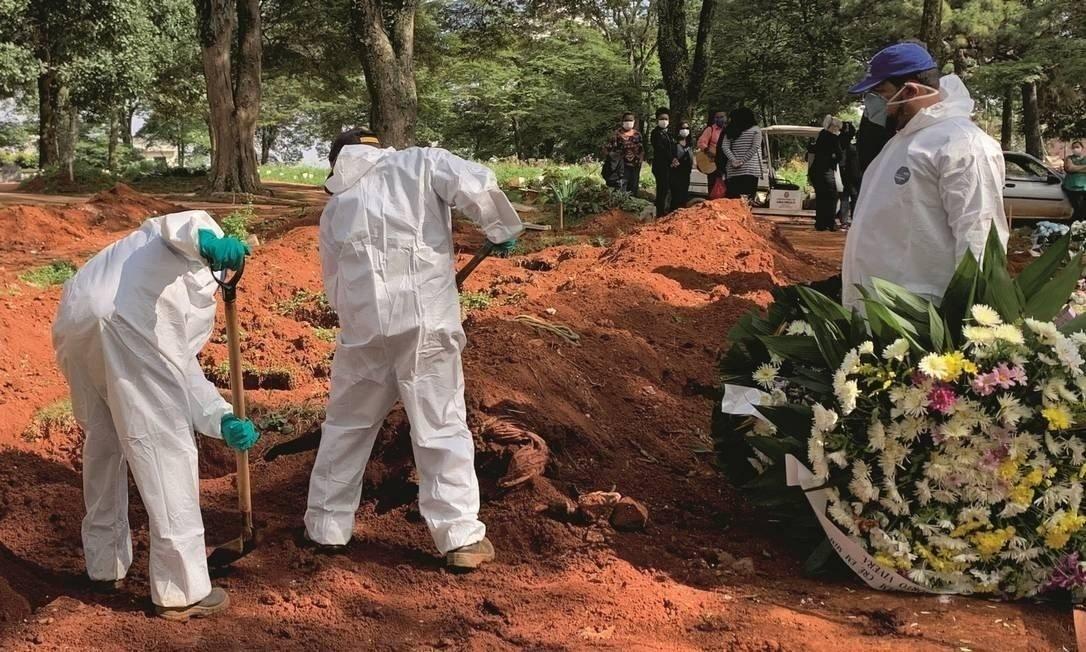 Brasil registra 667 mortes por Covid nas últimas 24 horas