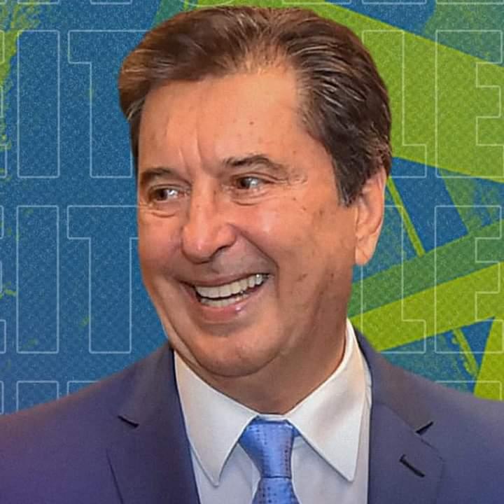 Morre prefeito de Goiânia Maguito Vilela de Covid-19