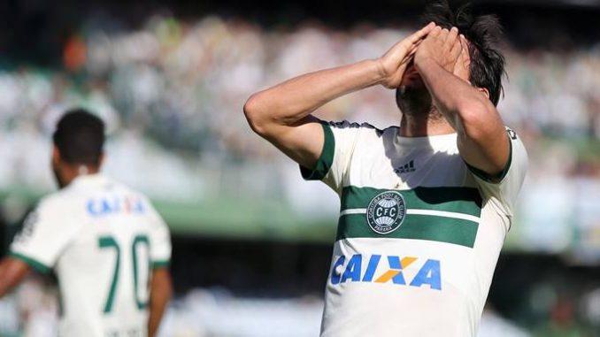 Coritiba é o segundo rebaixado para Série B do Campeonato Brasileiro