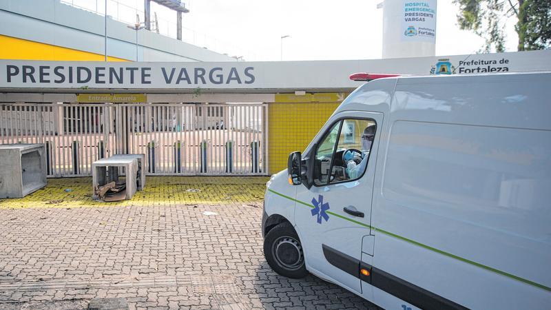 Ministério Público deflagra operação contra irregularidades no Hospital de Campanha do PV em Fortaleza