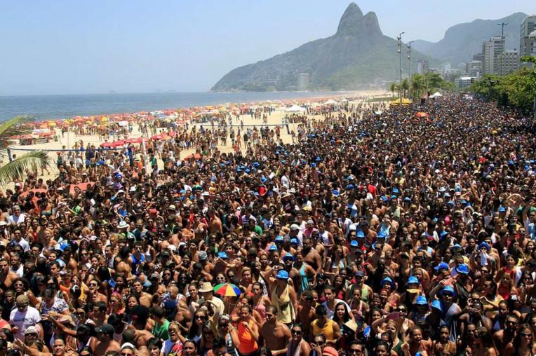 Coronavírus se espalhou no Brasil antes do Carnaval, diz estudo