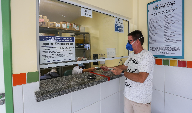 Veja quais postos de saúde funcionam neste fim de semana em Fortaleza