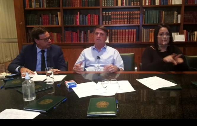 Bolsonaro cogita voltar para o PSL