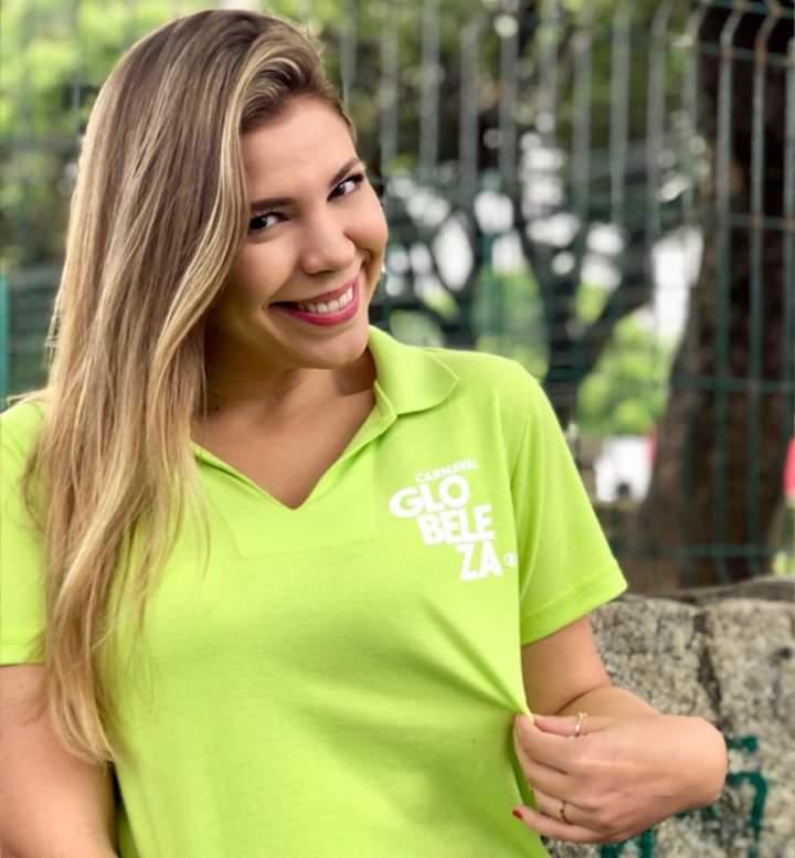 Jornalista da TV Verdes Mares com linfoma precisa urgentemente de doação de sangue, plaquetas e medula óssea