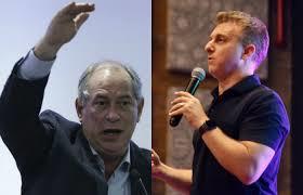 """""""Luciano Huck, pelo amor de Deus, estagiário na Presidência da República não"""", diz Ciro Gomes"""