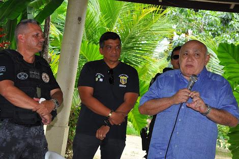 Prefeitura de Pacatuba fecha parceria com Administração Penitenciária com objetivo de redução da criminalidade no município