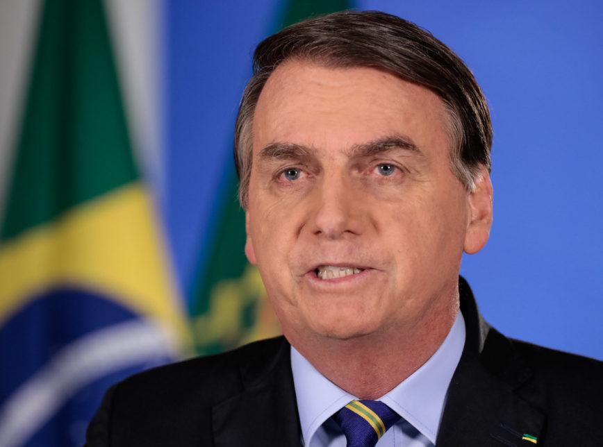 Sobe aprovação de Bolsonaro, diz pesquisa