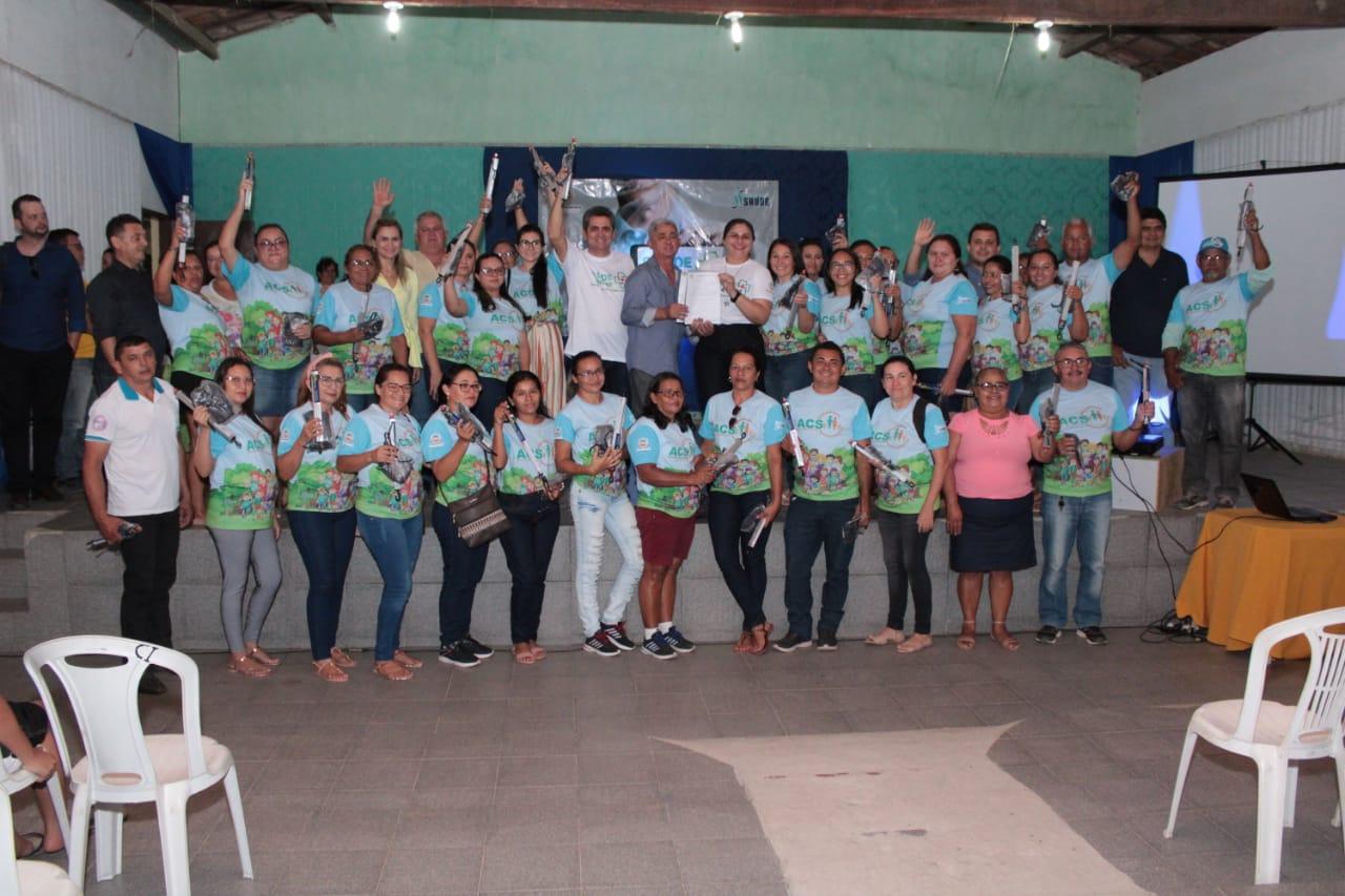 Prefeitura de Tejuçuoca lança programa Saúde Online