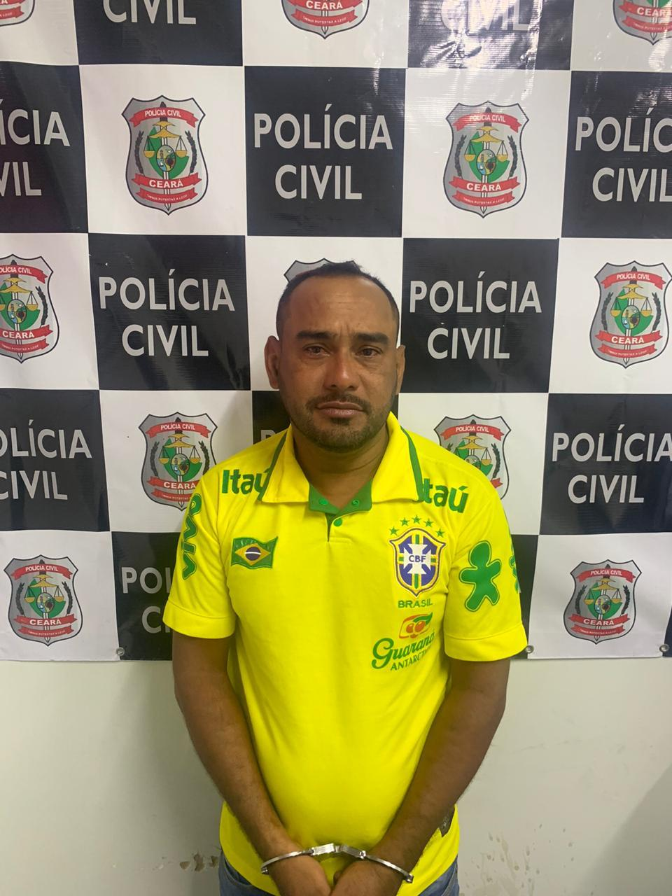 Líder comunitário preso acusado de extorquir vereador de Fortaleza
