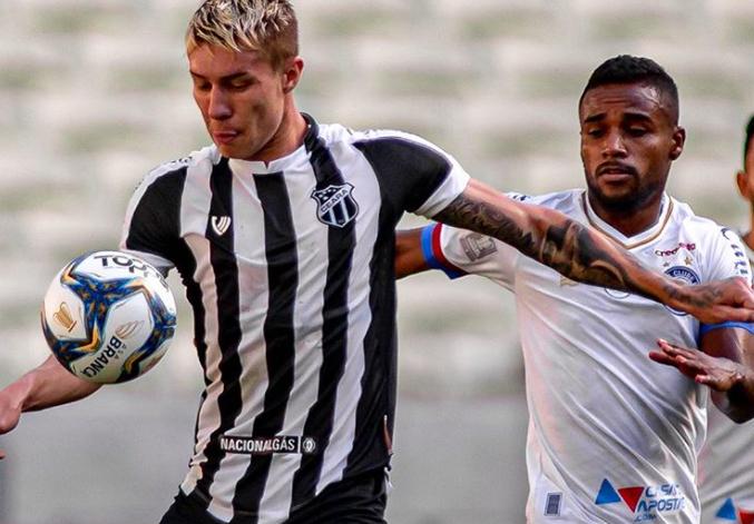 Ceará empata mais uma partida pela Copa do Nordeste
