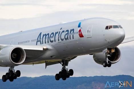 American Airlines cancela todos voos para o Brasil