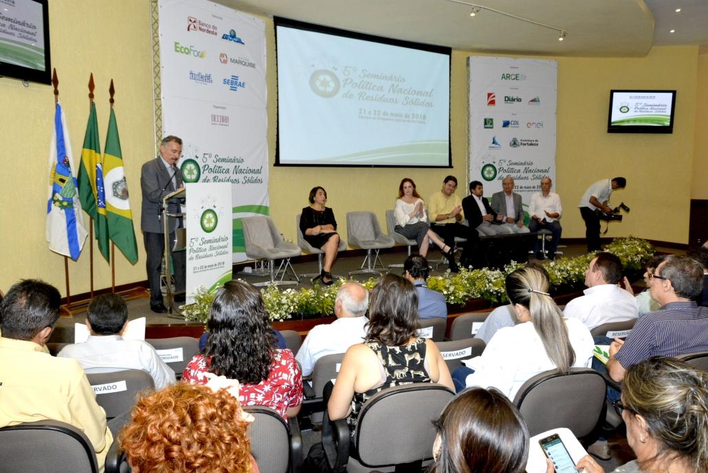 6º Seminário de Recursos Sólidos debate a gestão eficaz e o uso consciente do lixo