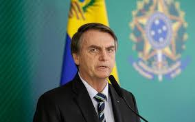 Presidente Jair Bolsonaro usa as redes sociais para fazer um balanço de seus primeiros meses de mandato