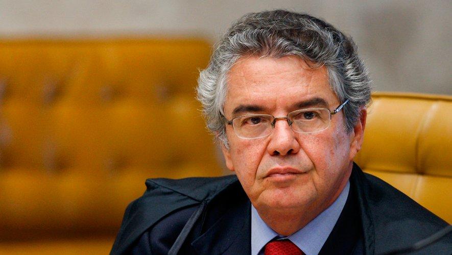 Deputado pede impeachment de Marco Aurélio, ministro do STF