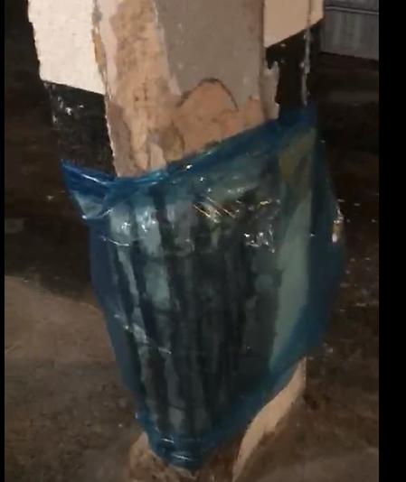 Imagens mostram estrutura danifica em prédio que desabou em Fortaleza, veja o vídeo