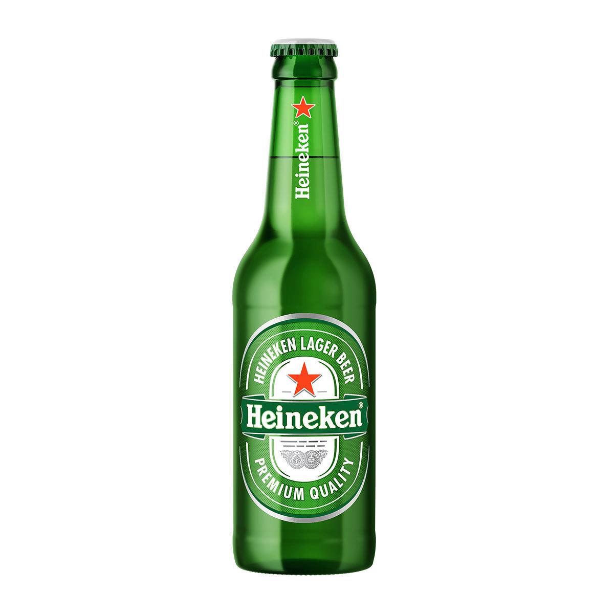 Cerveja Heineken retirada do mercado por soltar pedaços de vidro ao abrir