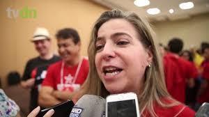 Luizianne Lins afirma que é pré-candidata do PT à Prefeitura de Fortaleza- veja o vídeo