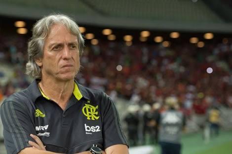 Técnico do Flamengo está com coronavírus