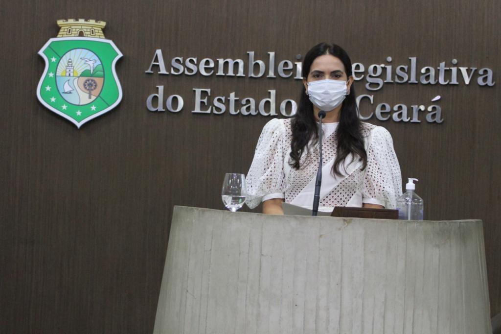 Aprovado projeto da deputada Adelândia Noronha que cria Fundo Estadual para Pessoas com Deficiência