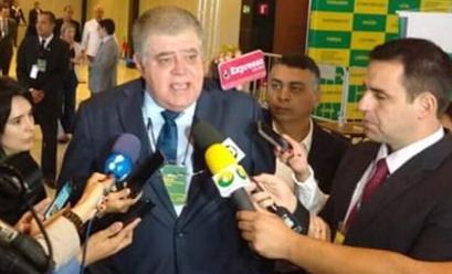 Bolsonaro mantém aliado e defensor de Eduardo Cunha em cargo federal