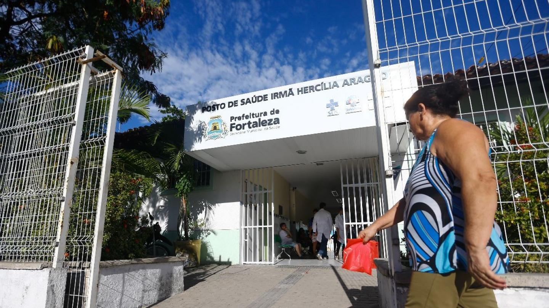 Fortaleza: 12 Postos de Saúde abertos neste fim de semana