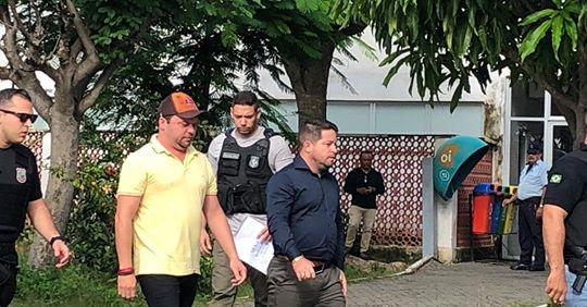 Vereador de Mucambo é preso por participar de esquema criminoso
