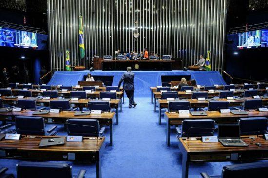 Senado aprova fundo partidário de R$ 5,7 bilhões para campanhas políticas - nomes