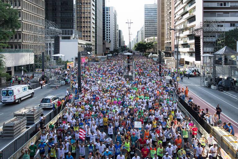 Maratona de São Silvestre deste ano pode ser cancelada