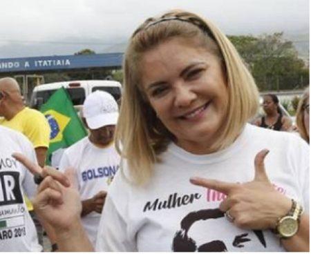 CPI da Covid vai convocar ex-esposa de Bolsonaro