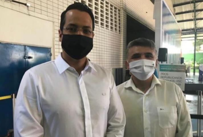 Victor Valim e Deuzinho Filho buscam derrotar Naumir Amorim em Caucaia