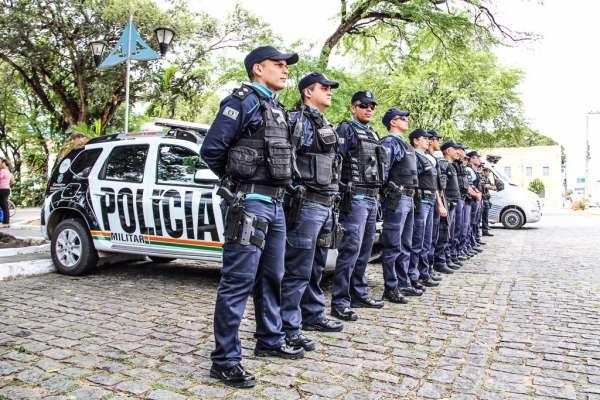 Camilo autoriza realização de concurso para Segurança Pública
