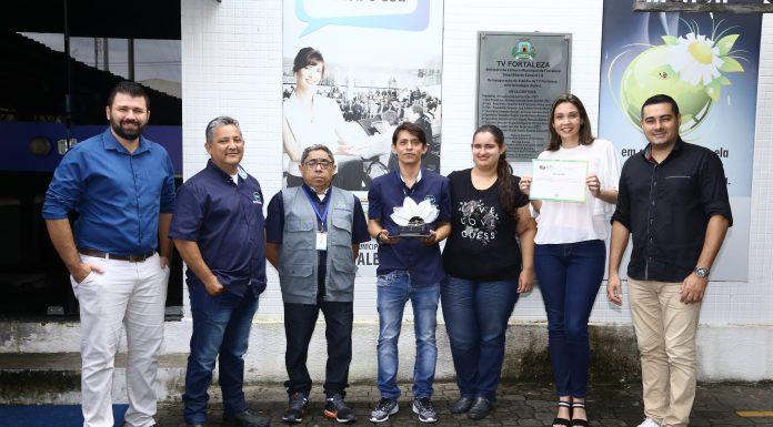 TV Fortaleza vence prêmio Exporecicla de Jornalismo Ambiental – confira a reportagem