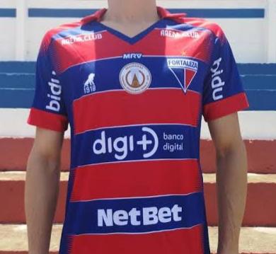 Fortaleza assina contrato com antigo patrocinador