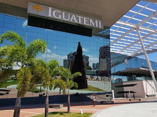 Shopping Iguatemi fecha as portas nesta sexta-feira