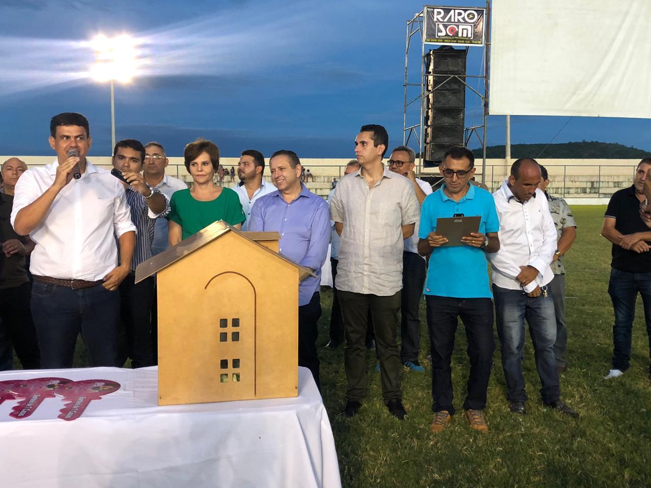 Prefeito de Quiterianópolis, Dr. Barreto deve se filiar ao PSD de Domingos Filho