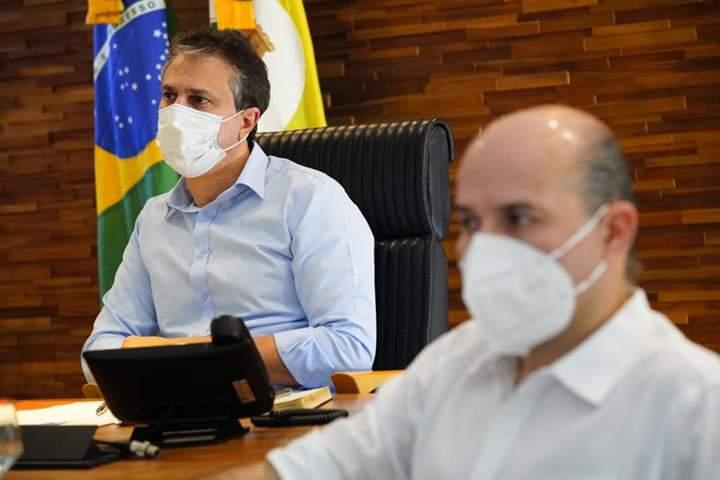 Camilo anuncia estabilização no contágio da Covid-19 em Fortaleza