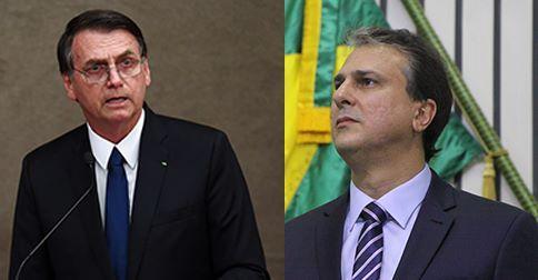 Governador Camilo Santana deverá se reunir com presidente Bolsonaro na sexta-feira em Recife