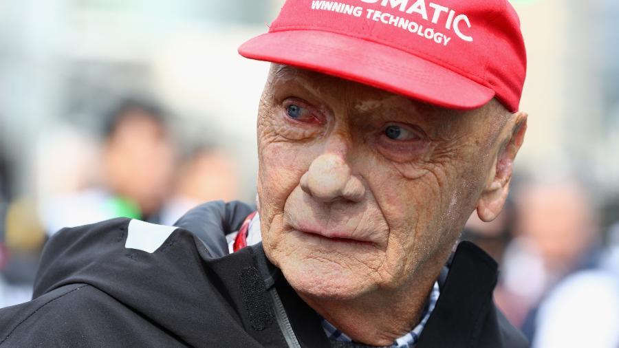 Morre o piloto da Fórmula 1, Nick Lauda
