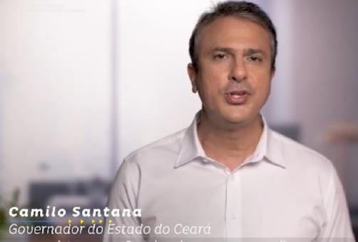 Camilo reafirma apoio a Naumir Amorim em Caucaia