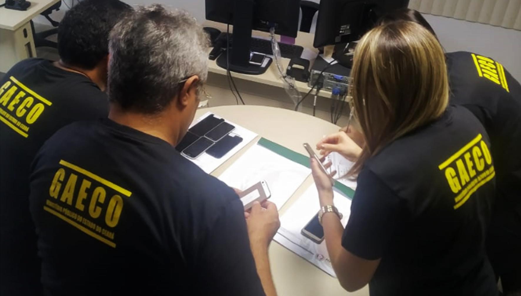 Ministério Público deflagra operação contra membros de facção criminosa que atuava na Região Metropolitana de Fortaleza