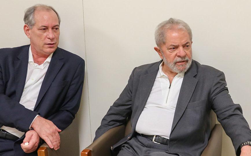 Lula rompe aliança com Ciro Gomes e diz que ele vá com Deus