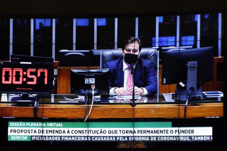 Deputados aprovam PEC do novo Fundeb em 1° turno - relação dos parlamentares