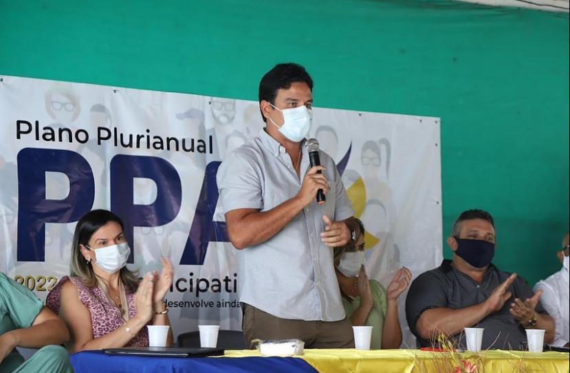 Pacatuba: vice-prefeito Rafael Marques participa de audiências públicas no município para ouvir a população