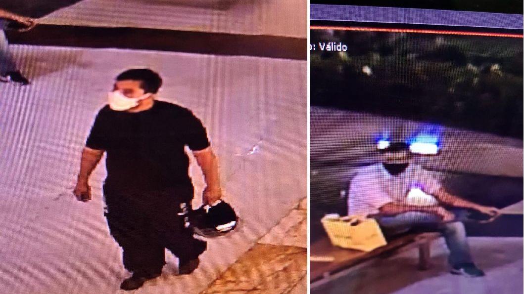 Polícia divulga imagens de suspeitos de matar vendedora no Shopping Iguatemi